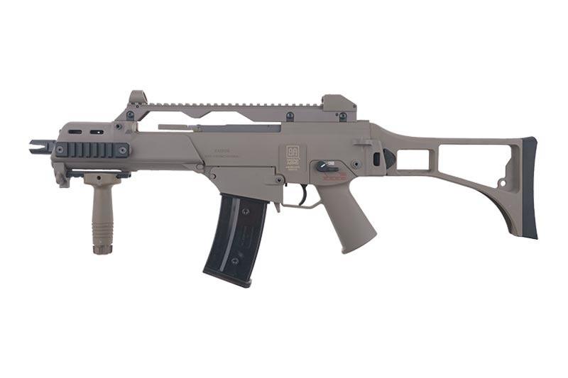 Штурмова гвинтівка Specna Arms G36-C SA-G12 EBB Tan, фото 1