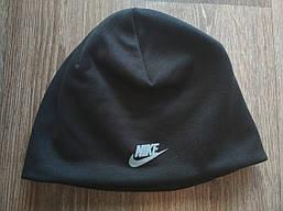 Шапка Nike (черная) реплика
