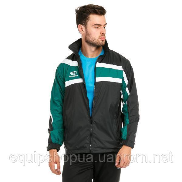 Куртка ветрозащитная Europaw TeamLine зеленая