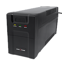 ИБП линейно-интерактивный LogicPower LP U650VA-P