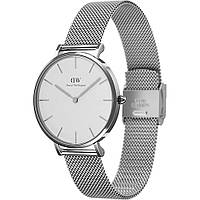 Часы Daniel Wellington Classic Petite Sterling 32 mm женские DW копия, фото 1