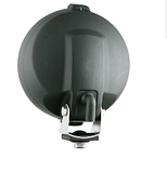 Фара дальнього світла Ø 183 мм Wesem HOS2.38800 галогенна з габаритом LED 12V RING, фото 7