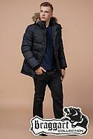 Куртка Зимняя Braggart 24712Т графит