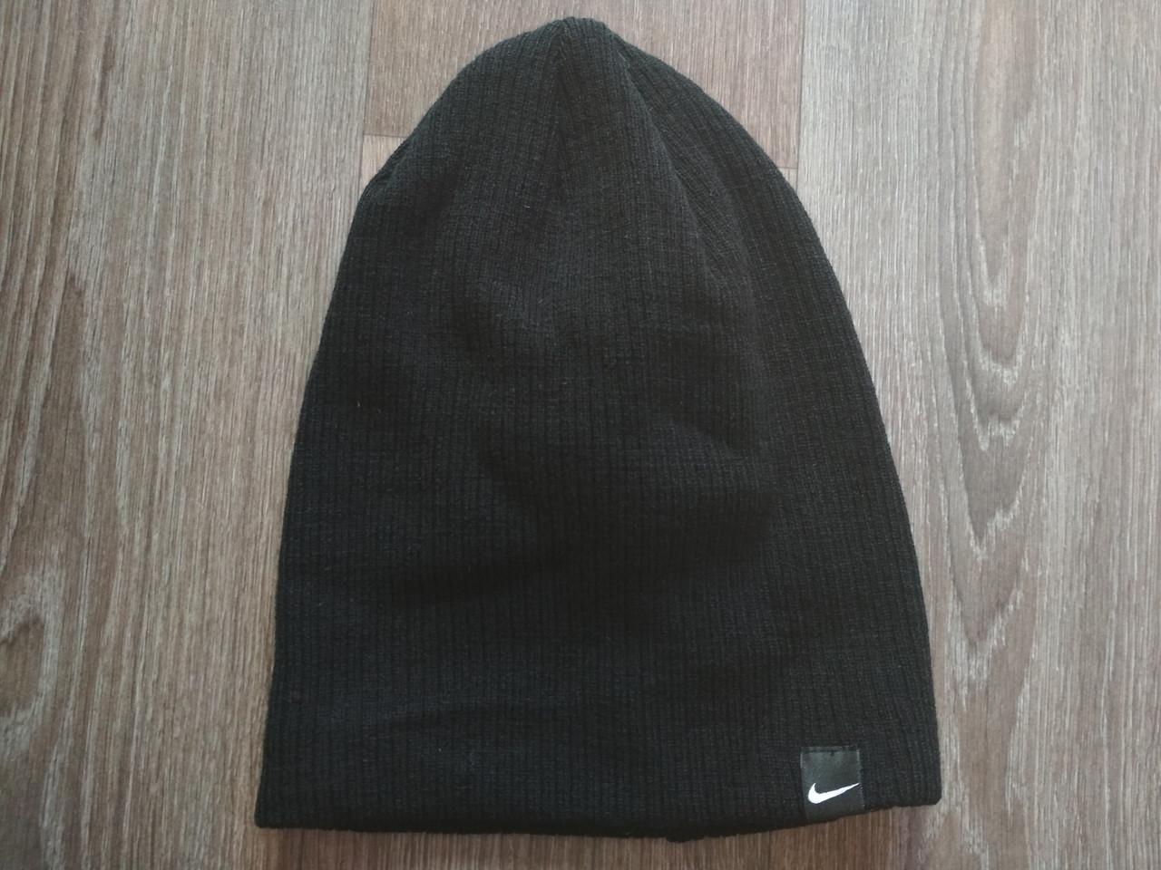 Шапка Nike (черная)