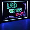 Світлодіодна Led дошка Fluorescent Board 30*40см (в комплект входить маркер, контролер, адаптер)