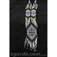 Этнический женский гердан с орнаментом