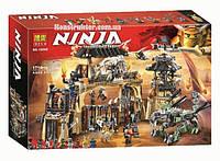 """Конструктор Bela 10940 """"Пещера драконов"""" Ниндзяго, 1723 деталей. Аналог Lego Ninjago 70655"""