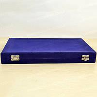 Подарочный набор Empire 0124 столовых приборов в чемодане «Роял» 24 предмета