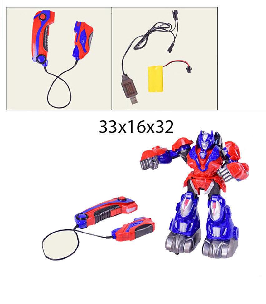 Игрушка для мальчика Робот KD-8812B Трансформер