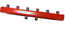 Распределительный коллектор для отопления КР-50-2 Status-Dav