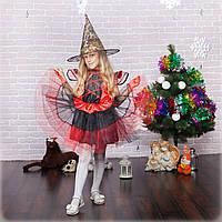 Дитячий карнавальний костюм Відьмочки, фото 1