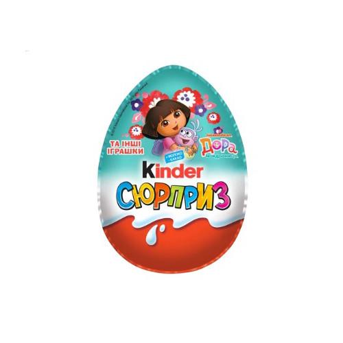 Киндер сюрприз / Kinder Surprise для ДЕВОЧЕК  Т1