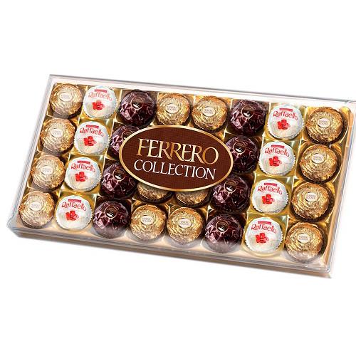 Конфеты Ферреро Коллекция / Ferrero Collection Т32*6 359г