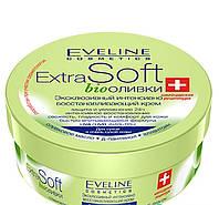 Крем интенсивно восстанавливающий для тела Eveline Cosmetics Extra Soft Bio 200ml.