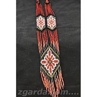 Этнический женский гердан в классическом стиле