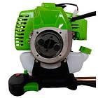 Бензокоса Craft-Tec GS-777 4400w ніж 1 + 1 шпуля з волосінню .Тример, фото 2