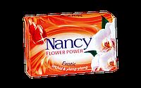 "Мыло туалетное Dalan ""Nancy Flower Power"" 60г.  Экзотика"