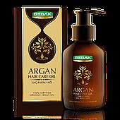 Аргановое масло для сухих и поврежденных волос BEBAK, 100 мл