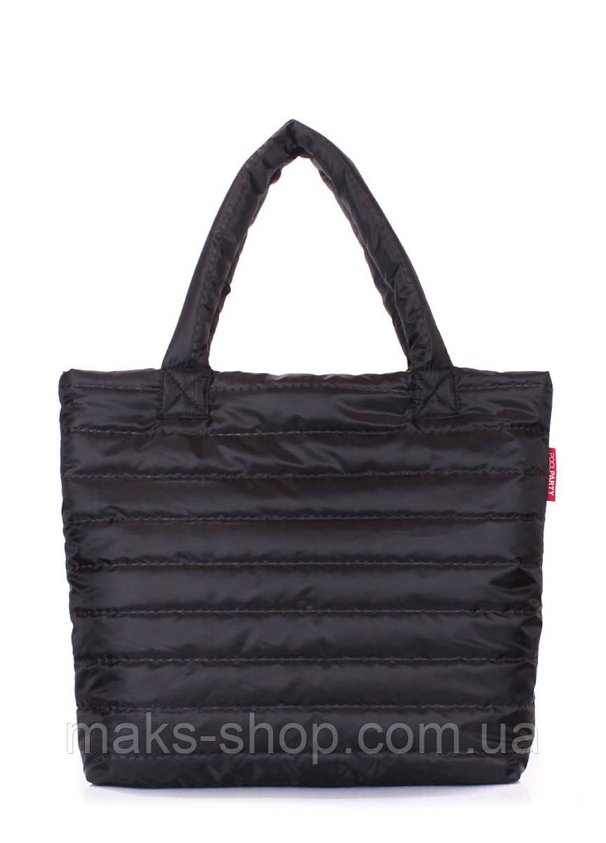 7c72c5534650 Женская сумка дутая POOLPARTY pp4 - Maks Shop- надежный и перспективный  интернет магазин сумок и