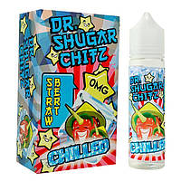 Dr.Shugar Chitz Strawbert Chilled - 60 мл., никотин 3 мг., VG/PG 70/30
