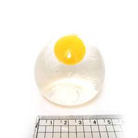 """Игрушка лизун """"Яйцо"""" 6см"""