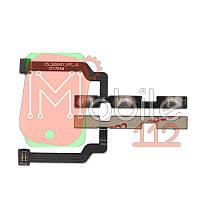 Шлейф для Xiaomi Redmi 4, с кнопкой включения, с кнопками регулировки громкости