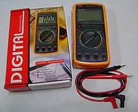 Цифровой мультиметр тестер DT-9205А