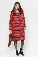 Куртка женская 8889G красный, фото 1
