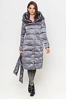 Куртка женская 8889N серый, фото 1