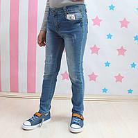 Голубые джинсы для мальчика Lacoste Турция размер 3,4,5,6,7,8,9,11,12 лет