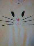 Пижама женская теплая зимняя плюшевая махровая флис котик польская Dobranocka Dobra Nocka Doctor Nap DN 9402, фото 2