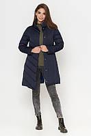 Куртка женская 9082R синий, фото 1