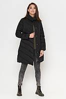 Куртка женская9082T черный, фото 1