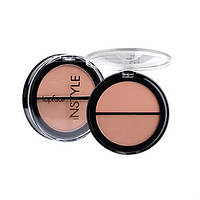"""Румяна двойныеTopFace""""Instyle Twin Blush On""""РТ353 001"""