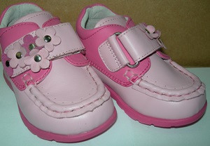 Ботинки девочка розовые р.21