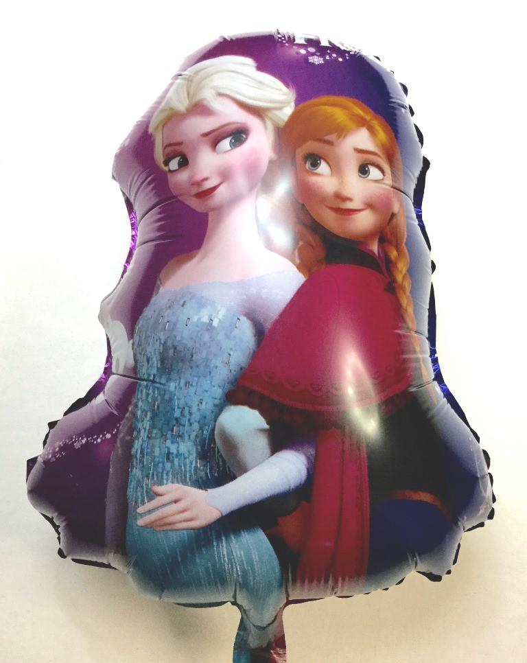 Фольгированный шар  Эльза и Фрозен