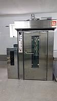 Печь ротационная на пеллетах профессиональная Rotor 68