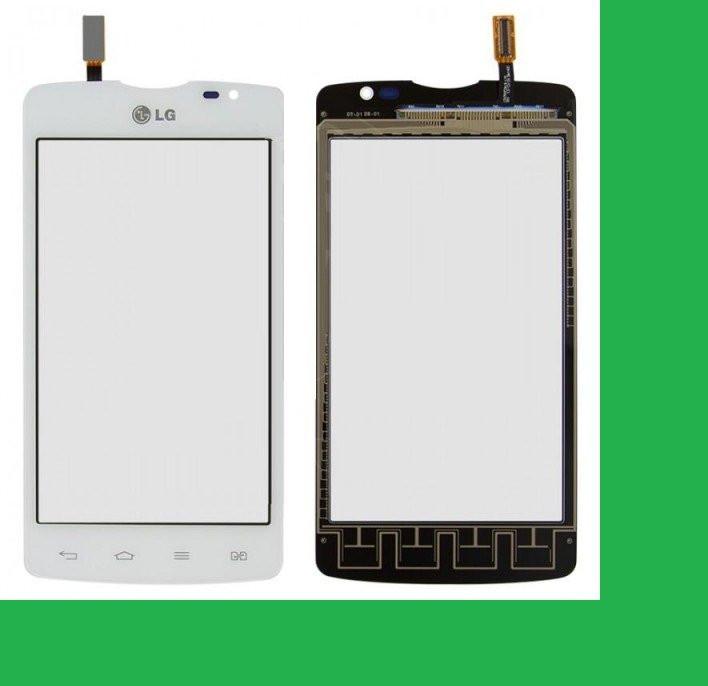LG D380, L80 Тачскрин (сенсор) белый