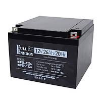 Акумулятор Full Energy FEP-1226 12V/26Ah