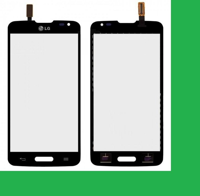 LG D405, D415,LG L90 Тачскрин (сенсор) черный