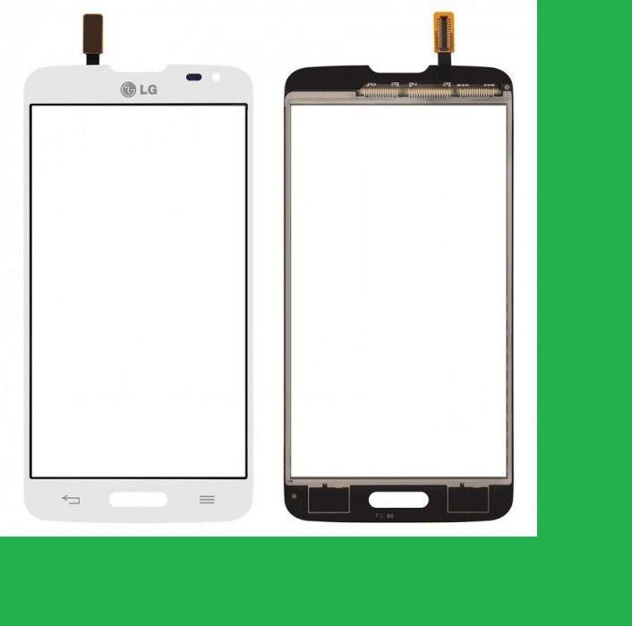 LG D405, D415,LG L90 Тачскрин (сенсор) белый