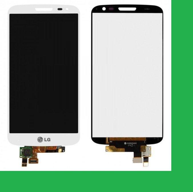 LG D620, D618, LG G2 mini Дисплей+тачскрин(сенсор) белый
