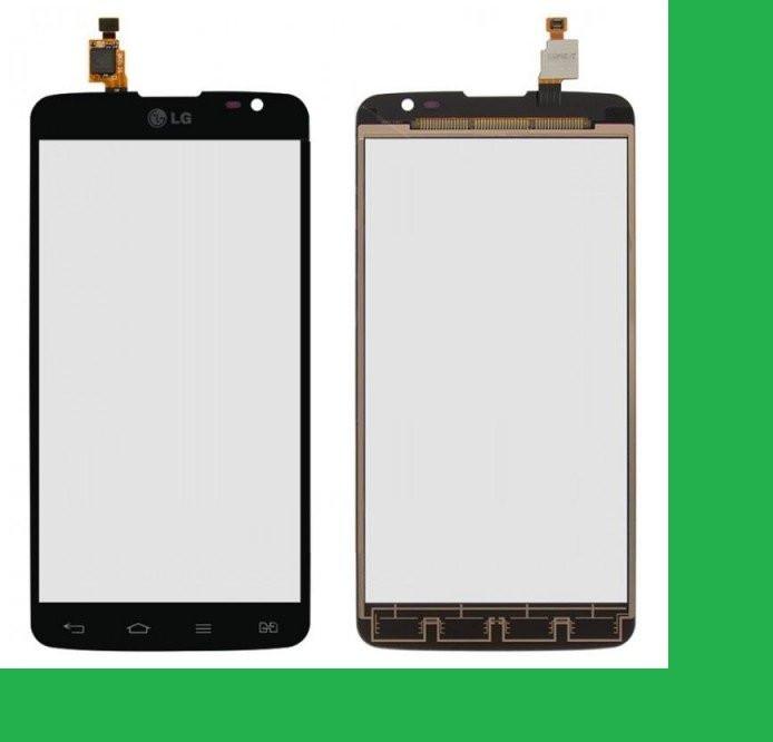 LG D686, D685, D864,G Pro Lite Dual Тачскрин (сенсор) черный