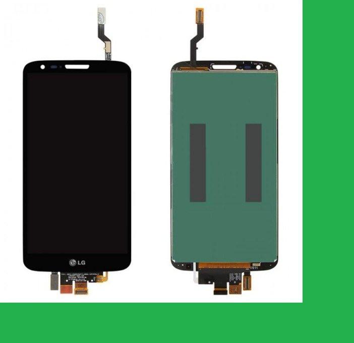 LG D800, 34pin, D801, D803, LS980, VS980, LG G2 Дисплей+тачскрин(сенсор) черный