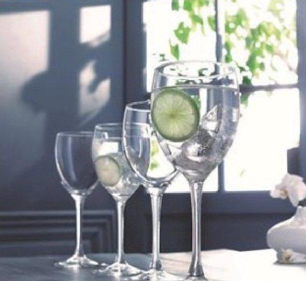 Набор бокалов для вина Luminarc Signature 250 мл 6 шт H8168