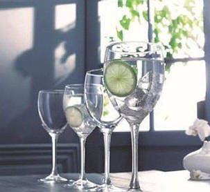 Набор бокалов для вина Luminarc Signature 250 мл 6 шт H8168, фото 2