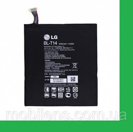 LG V490, G Pad, V480, V495, BL-T14 Аккумулятор для планшета, фото 2