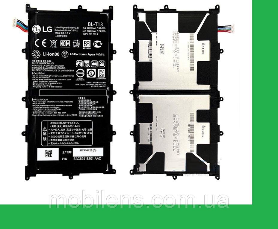 LG V700, LG G Pad 10.1, BL-T13 Аккумулятор