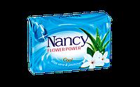 "Мыло туалетное Dalan ""Nancy Flower Power"" 60г.  Холод"