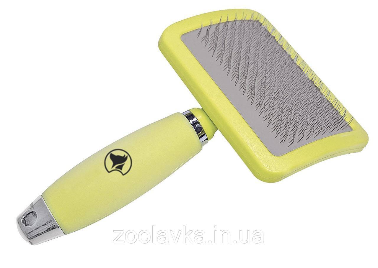Пуходерка GLAMGEL 10,5х17,8 см (силиконовая ручка с эффектом памяти) Croci C6067852